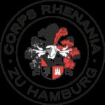 Corps Rhenania Hamburg Logo